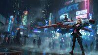 Cyberpunk 2077 Wallpaper 14