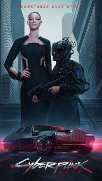 Cyberpunk 2077 Wallpaper 20
