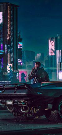 Cyberpunk 2077 Wallpaper 23