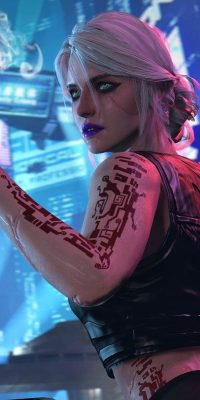 Cyberpunk 2077 Wallpaper 34