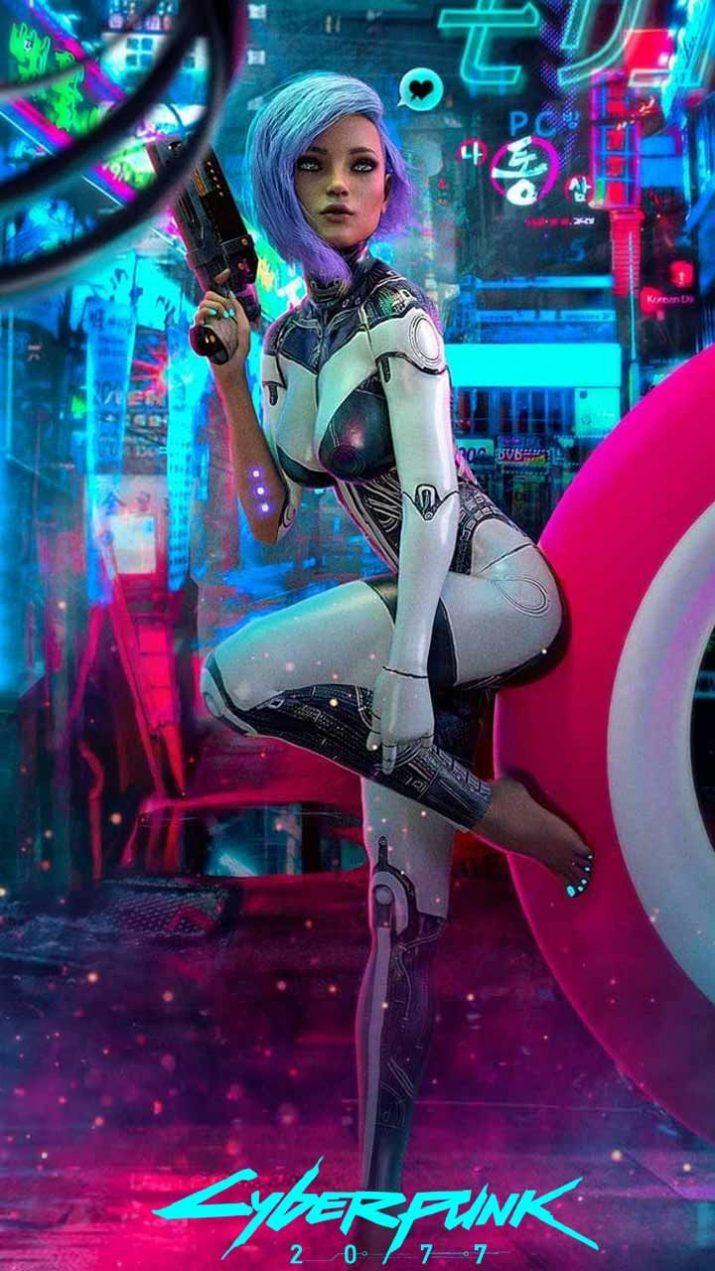 Cyberpunk 2077 Wallpaper - Wallpaper Sun