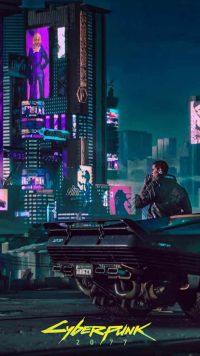 Cyberpunk 2077 Wallpaper 40