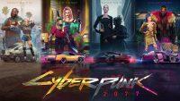 Cyberpunk 2077 Wallpaper 7
