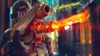 Cyberpunk 2077 Wallpaper 9
