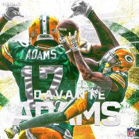 Davante Adams Wallpaper 19
