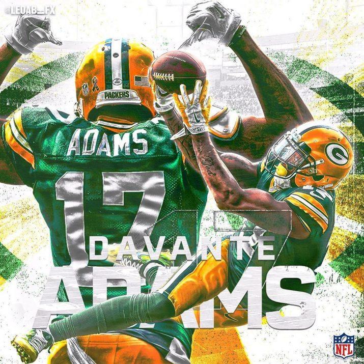 Davante Adams Wallpaper 1