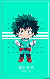 Deku Wallpaper 3