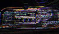 Glitch Effect Wallpaper 4