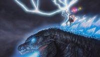 Godzilla Wallpaper 2
