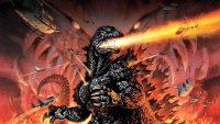 Godzilla Wallpaper 26