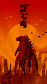 Godzilla Wallpaper 27
