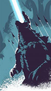 Godzilla Wallpaper 9