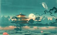 Japanese Art Wallpaper 21