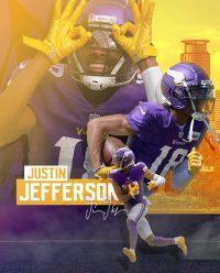 Justin Jefferson Wallpaper 22