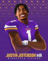 Justin Jefferson Wallpaper 36