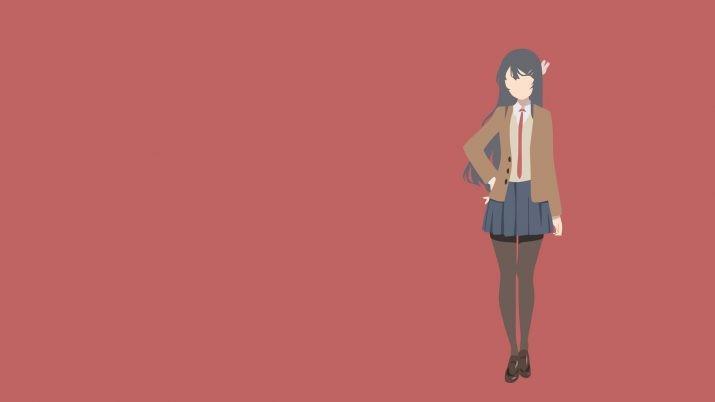 Mai Sakurajima Wallpaper 1