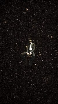 Man on The Moon 3 Kid Cudi Wallpaper 17
