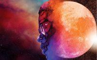 Man on The Moon 3 Kid Cudi Wallpaper 14