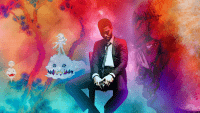 Man on The Moon 3 Kid Cudi Wallpaper 8