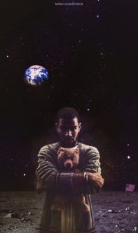 Man on The Moon 3 Kid Cudi Wallpaper 7