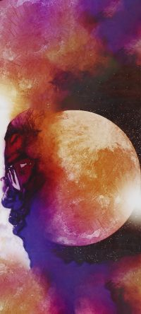 Man on The Moon 3 Kid Cudi Wallpaper 5