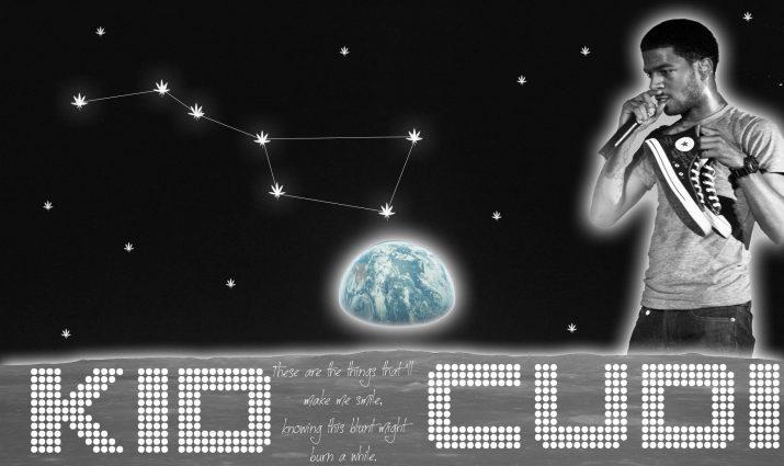 Man on The Moon 3 Kid Cudi Wallpaper 1