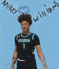 Mikey Williams Wallpaper 2