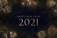 New Years 2021 Wallpaper 7