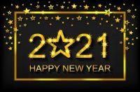 New Years 2021 Wallpaper 4
