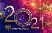 New Years 2021 Wallpaper 18