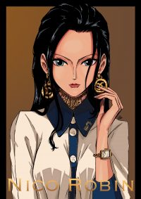 Nico Robin Wallpaper 28