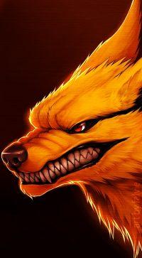 Nine Tailed Fox Wallpaper 26