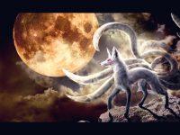 Nine Tailed Fox Wallpaper 28