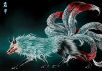 Nine Tailed Fox Wallpaper 32