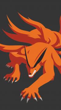 Nine Tailed Fox Wallpaper 14