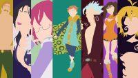 Seven Deadly Sins Wallpaper 8