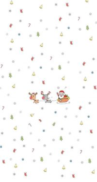Simple Christmas Wallpaper 9