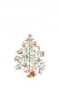 Simple Christmas Wallpaper 8