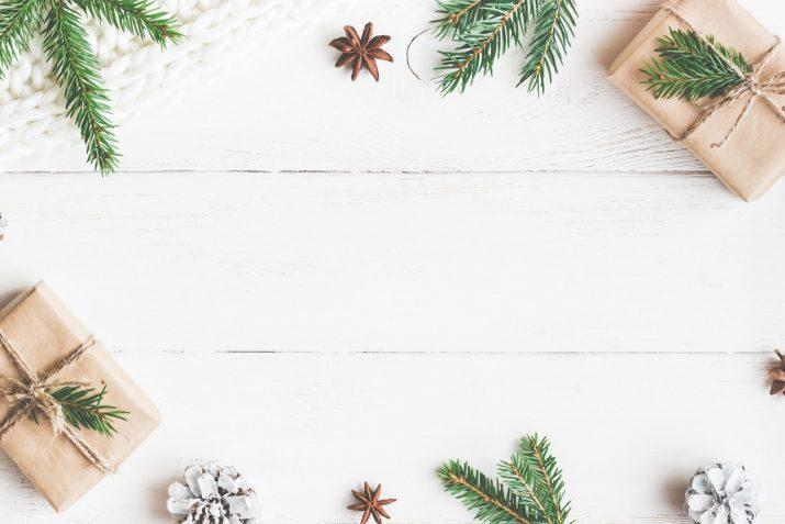 Simple Christmas Wallpaper 1