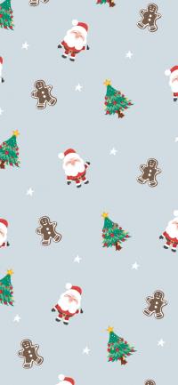 Simple Christmas Wallpaper 20
