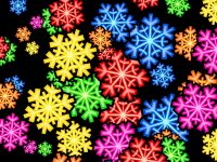 Snowflake Wallpaper 14