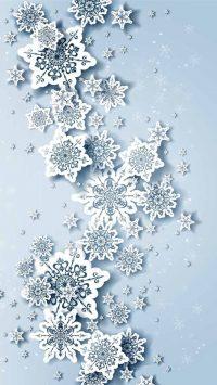 Snowflake Wallpaper 2