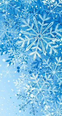 Snowflake Wallpaper 1