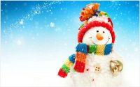 Snowman wallpaper Wallpaper 18