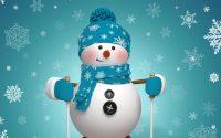 Snowman Wallpaper 6