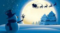 Snowman Wallpaper 16