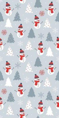 Snowman Wallpaper 14