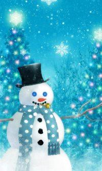 Snowman Wallpaper 13
