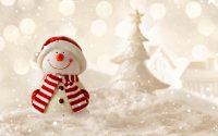 Snowman Wallpaper 9