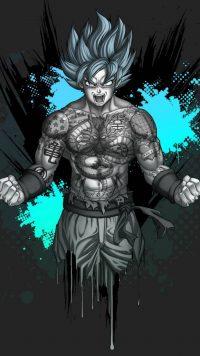 Son Goku Wallpaper 1